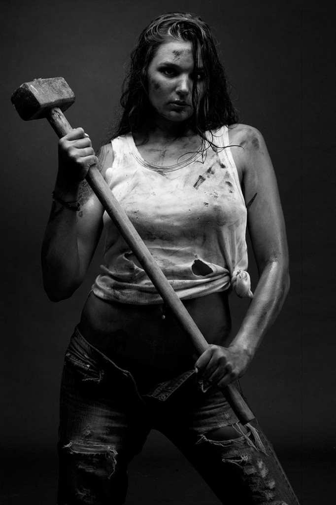 Fotografo di ritratto e nudo artistico. Gianluca Govoni: Bella e Kattiva