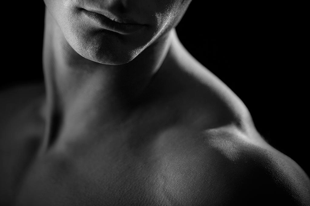 Fotografo di ritratto e nudo artistico. Gianluca Govoni: nudo maschile