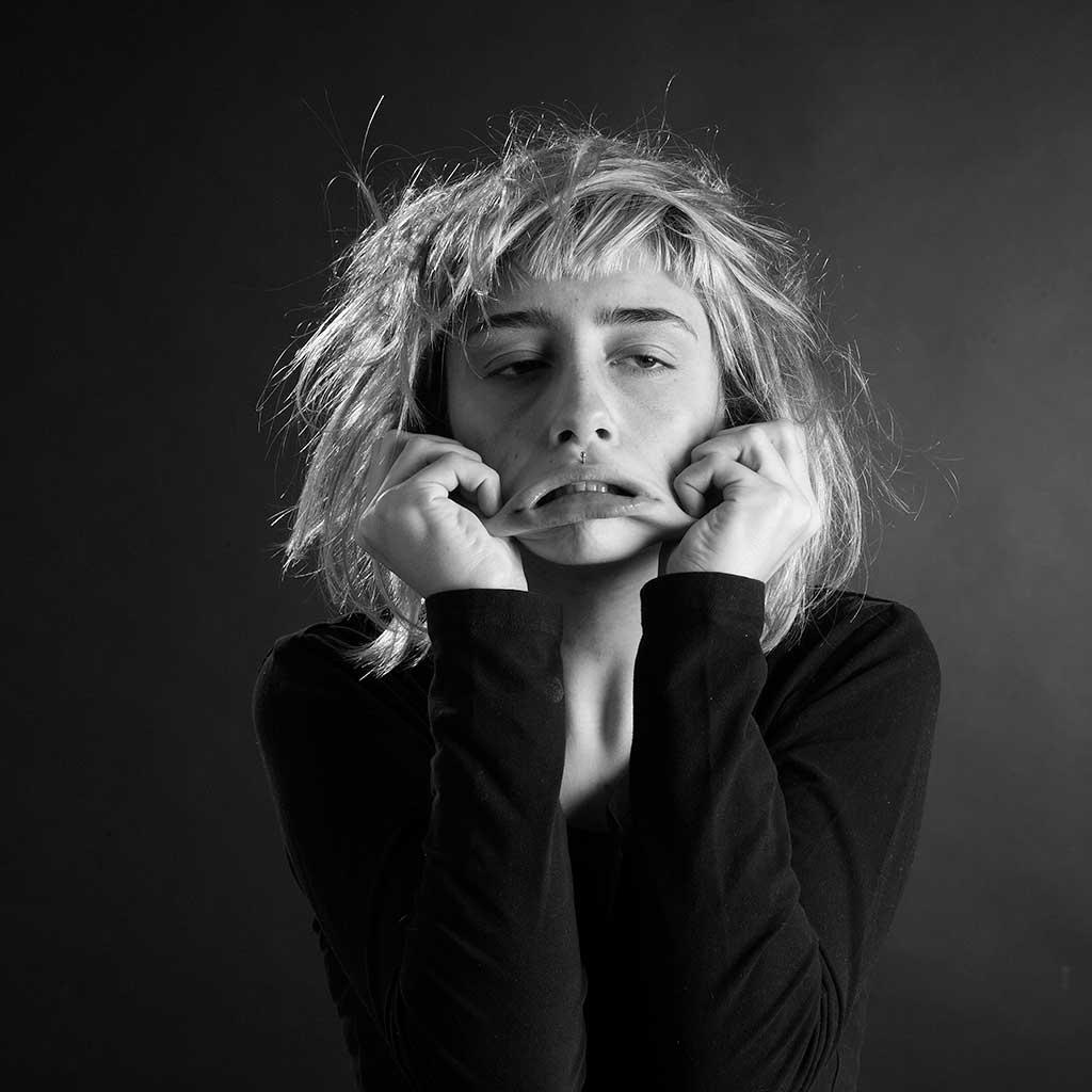 Fotografo di ritratto e nudo artistico. Gianluca Govoni: optical delusions
